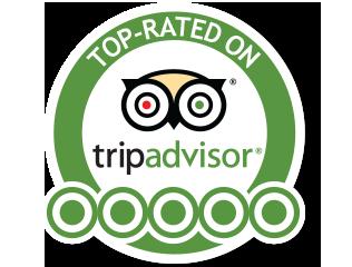 Trip Advisor Five Stars