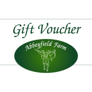 Abbeyfield Farm Outdoor Activities Gift Voucher